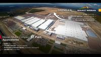 Pabrik yang berlokasi di Aguascalientes menghabiskan biaya investasi mencapai US$ 1,36 triliun.