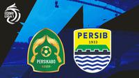 BRI Liga 1 - Persikabo 1973 Vs Persib Bandung (Bola.com/Adreanus Titus)