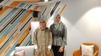 Indonesia hijabfest 2018 akan menghadirkan 117 tenant di Bandung dan 60 tenant di Jakarta. (Liputan6.com/Vinsensia D)