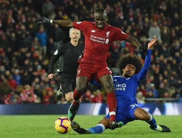 Gagal Raih Kemenangan, Liverpool Tetap Jauhi Jarak dengan Manchester City