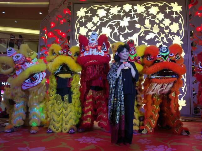 Anne, sang legenda batik dan kebaya Indonesia / Credit: Dokumentasi Pribadi