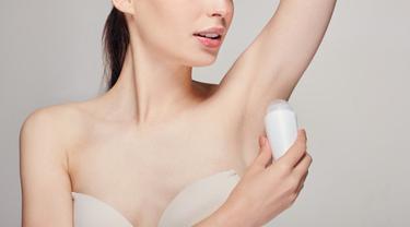 Penggunaan Deodoran untuk Mengurangi Minyak Pada Wajah