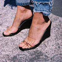 Mules Wedges