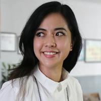 Yeslin Wang rayakan Imlek (Fimela.com/Adrian Putra)