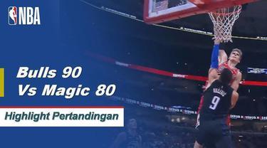 Lauri Markkanen menjatuhkan 32 poin musim tertinggi dalam kemenangan melawan Bulls 90-80