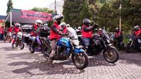 FDR Day berlangsung akhir pekan lalu di Sirkuit Motorcross Paramount Lembong Kembar, Batu, Malang, Jawa Timur. (Istimewa)