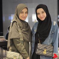 Hijab Zaskia Sungkar - Shireen Sungkar. (Instagram/zaskiasungkar15)