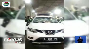 Dari enam orang saksi diperiksa terkait pengeroyokan, masing-masing, pengemudi mobil dengan inisial HS dan penumpangnya, serta empat orang pengemudi ojek online.