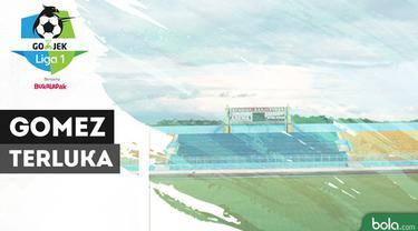 Berita video terpopuler 2018, pertandingan Arema FC vs Persib Bandung harus dihentikan karena situasi yang tak kondusif. Saat itu, tampak juga Pelatih Persib, Mario Gomez, yang menjadi korban dengan terluka di bagian dahi.