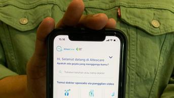 Gandeng Dokter Berpengalaman, AlteaCare Permudah Pasien Check-Up Secara Daring