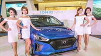 Hyundai Malaysia luncurkan mobil hybrid bernama Ioniq.