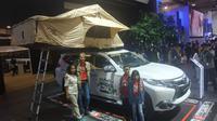 Keliling Dunia Pakai Mitsubishi Pajero Sport (Arief / Liputan6.com)
