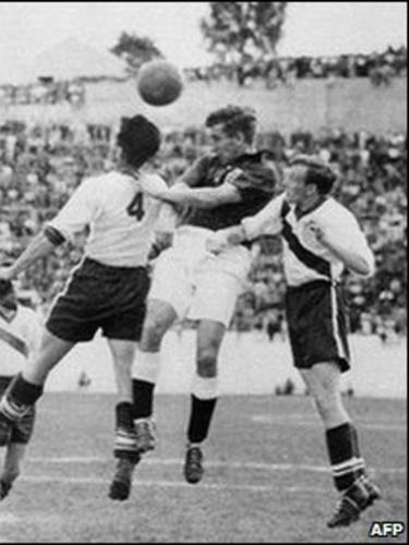 Amerika Serikat melawan Inggris di Piala Dunia