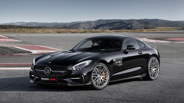 Mercedes Benz Brabus >> Sihir Brabus Bikin Mercedes Benz Amg Gts Makin Buas