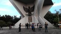 Remaja Palembang kenal aset wisata gara-gara Pokemon (Liputan6.com / Nefri Inge)