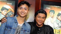 Willy Dozan dan Leon Dozan (Liputan6.com/Faisal R Syam)