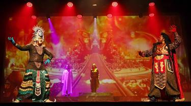 Teater Adalah Pentas Seni Dalam Bentuk Drama, Ketahui Karakteristik dan Jenis-jenisnya