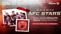 Allianz Walk with AFC Stars PSM