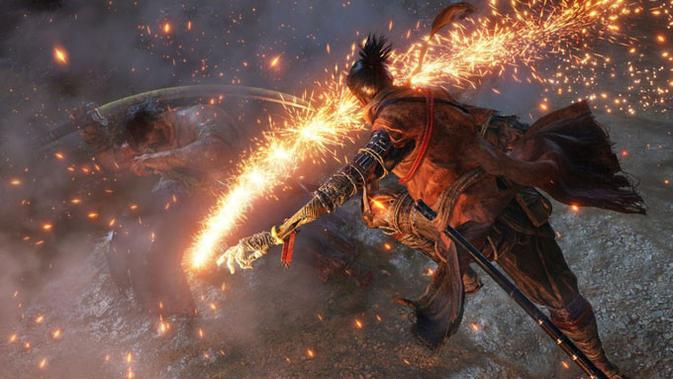 Sekiro: Shadows Die Twice. (Doc: Gamespot)