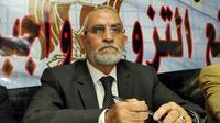 Pemimpin Ikhwanul Muslimin Mohamed Badie (Madamasr)