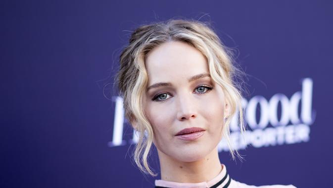 Jennifer Lawrence (VALERIE MACON  AFP)