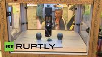 3D Printer untuk Permen Karet. Foto: RT