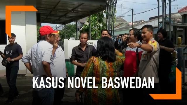Tim gabungan pencari fakta kasus Novel Baswedan akan melakukan uji alibi. Pegujian alibi akan dilakukan di 4 tempat berbeda di Bekasi.