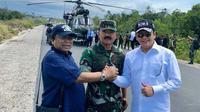 Ketua DPR RI Bambang Soesatyo mengapresiasi masterplan pembangunan pangkalan militer di wilayah Natuna.