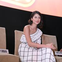 Laura Basuki, pemain film The Returning. (Adrian Putra/Fimela.com)