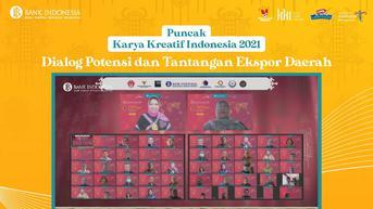 Bank Indonesia Beberkan 4 Kunci UMKM Bisa Tembus Pasar Global