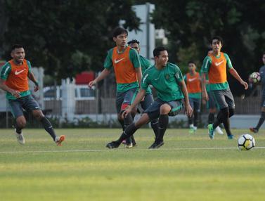 Hadapi Korsel U-23, Timnas Indonesia U-23 Matangkan Strategi
