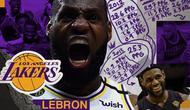 Infografis - LeBron James Dalam Angka (Bola.com/Adreanus Titus)
