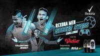 REXONA Men Soccer Stars Challenge - Andritany Ardhiyasa Vs Egy Maulana Vikri