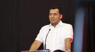 Direktur Utama Krakatau Steel Silmy Karim.