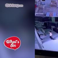Ini Rekaman CCTV Detik-detik Pembunuhan Sadis Pulomas