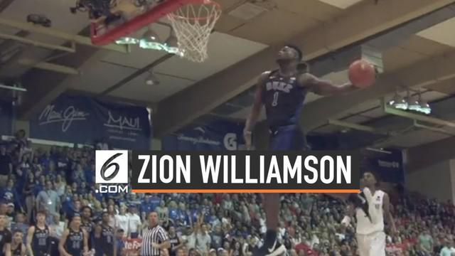 NBA Draft 2019 menandai era baru New Orleans Pelicans yang baru saja melepas Anthony Davis. Pelicans memanfaatkan dengan baik kesempatan memilih di urutan pertama, mereka mengambil bintang Duke University, Zion Williamson.
