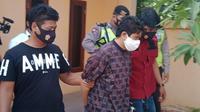 RI ditangkap karena cabuli bocah di bawah umur. (Bam Sinulingga/Liputan6.com).