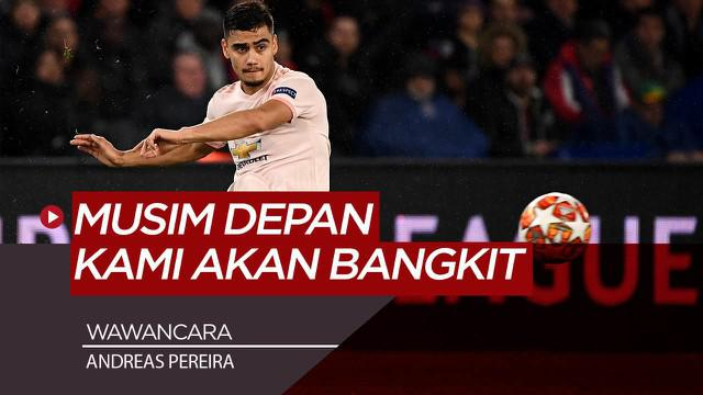 Berita Video Andreas Pereira Bicara Tentang Manchester United,Sir Alex Ferguson dan Kans Juara Premier League