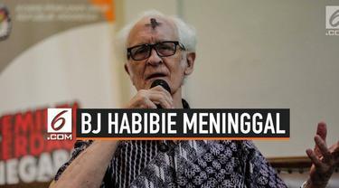 Franz Magnis Suseno, seorang rohaniawan Katolik dan budayawan Indonesia melayat ke rumah duka Presiden ke-3 RI Baharuddin Jusuf (BJ) Habibie di Jalan Patra Kuningan XIII Blok L XV Kav 5, Kuningan, Jakarta Selatan.