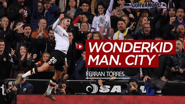 Berita video fakta-fakta menarik tentang Ferran Torres, wonderkid baru Manchester City yang baru dibeli dari Valencia.