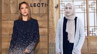 Bunga Citra Lestari saat Pakai Hijab (Sumber: Instagram/