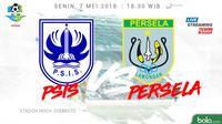 Liga 1 2018 PSIS Semarang Vs Persela Lamongan (Bola.com/Adreanus Titus)