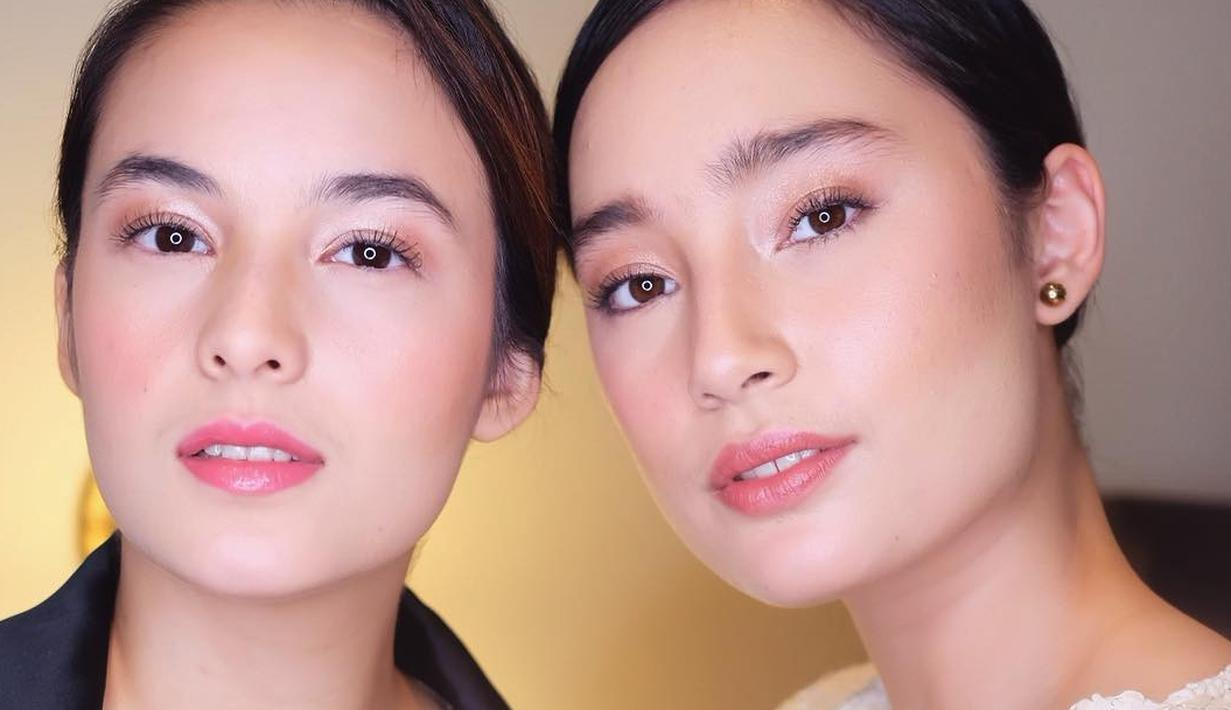 Chelsea Islan dan Tatjana Saphira seringkali dibilang seperti anak kembar. Apalagi baru-baru ini Tatjana menguggah foto bareng Chelsea. Sama-sama berpenampilan modis, begini lah style fashion Tatjana dan Chelsea. (Instagram/tatjanasaphira)