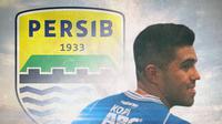 Persib Bandung - Fabiano Beltrame (Bola.com/Adreanus Titus)
