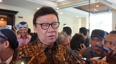 Menteri PAN RB Tjahjo Kumolo
