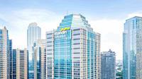 PT Mandiri Sekuritas, anak perusahaan Bank Mandiri.
