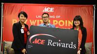 Salah satu retail yang menawarkan diskon belanja dengan poin rewards keanggotaan antara lain adalah ACE Hardware melalui program ACE Rewards