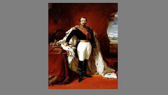 Topi Napoleon Bonaparte Berbahan Bulu Berang-Berang Terjual Seharga Rp20 Miliar