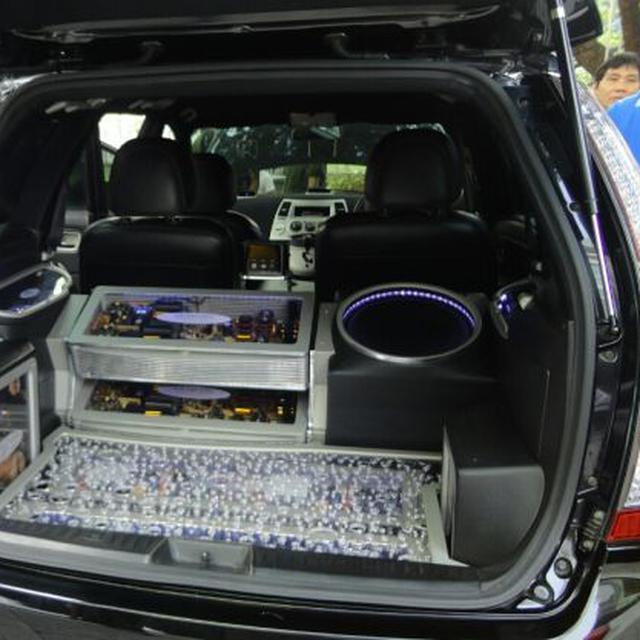 5800 Koleksi Modifikasi Sound System Mobil Angkot HD Terbaik