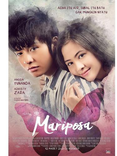 Poster film Mariposa. (Foto: Instagram @mariposafilm)